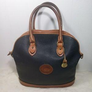 Dooney Bourke All weather Leather handbag.